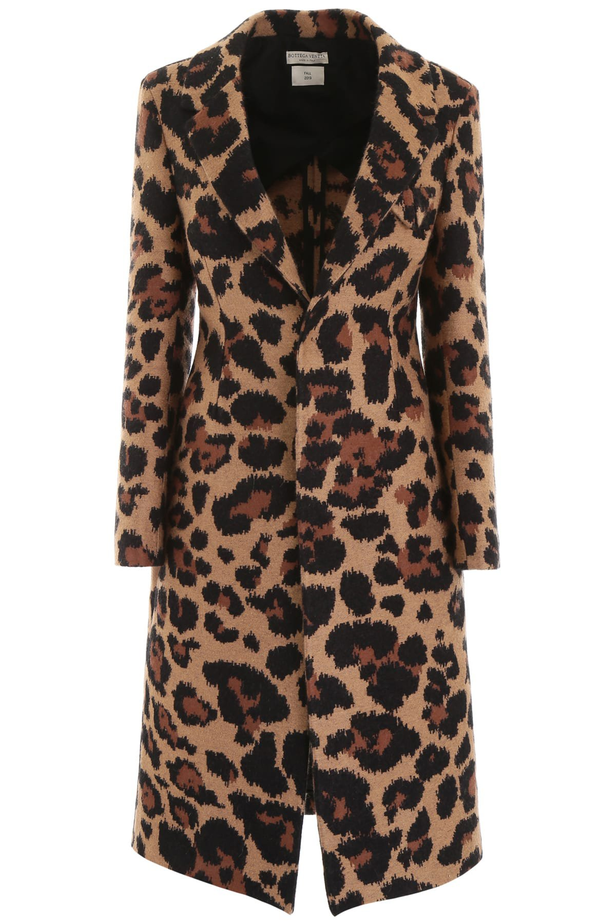 Bottega Veneta Animalier Coat