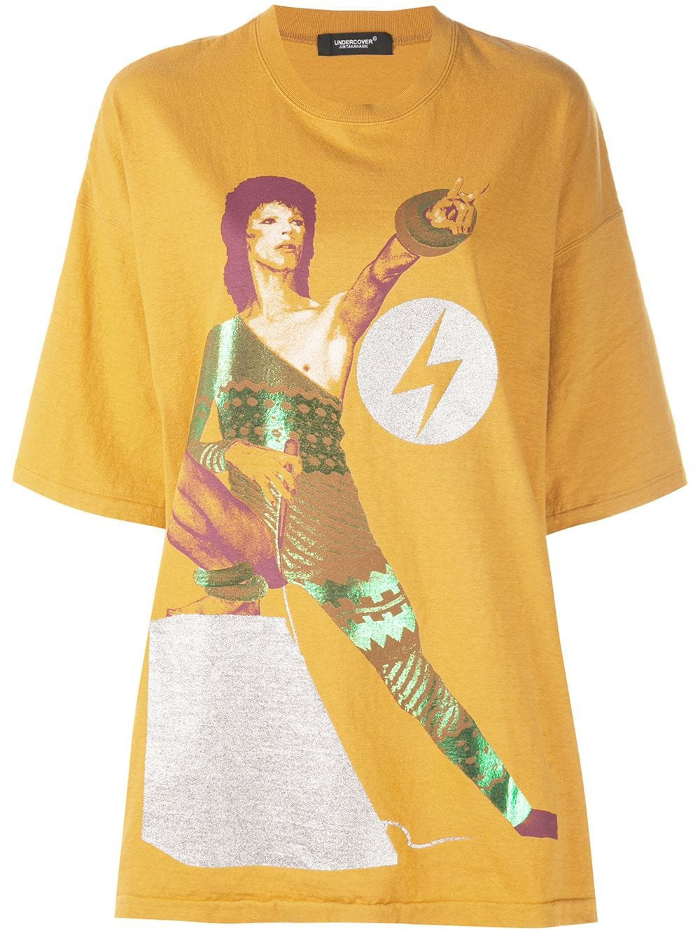 Undercover Camisa Oversized David Bowie - Farfetch