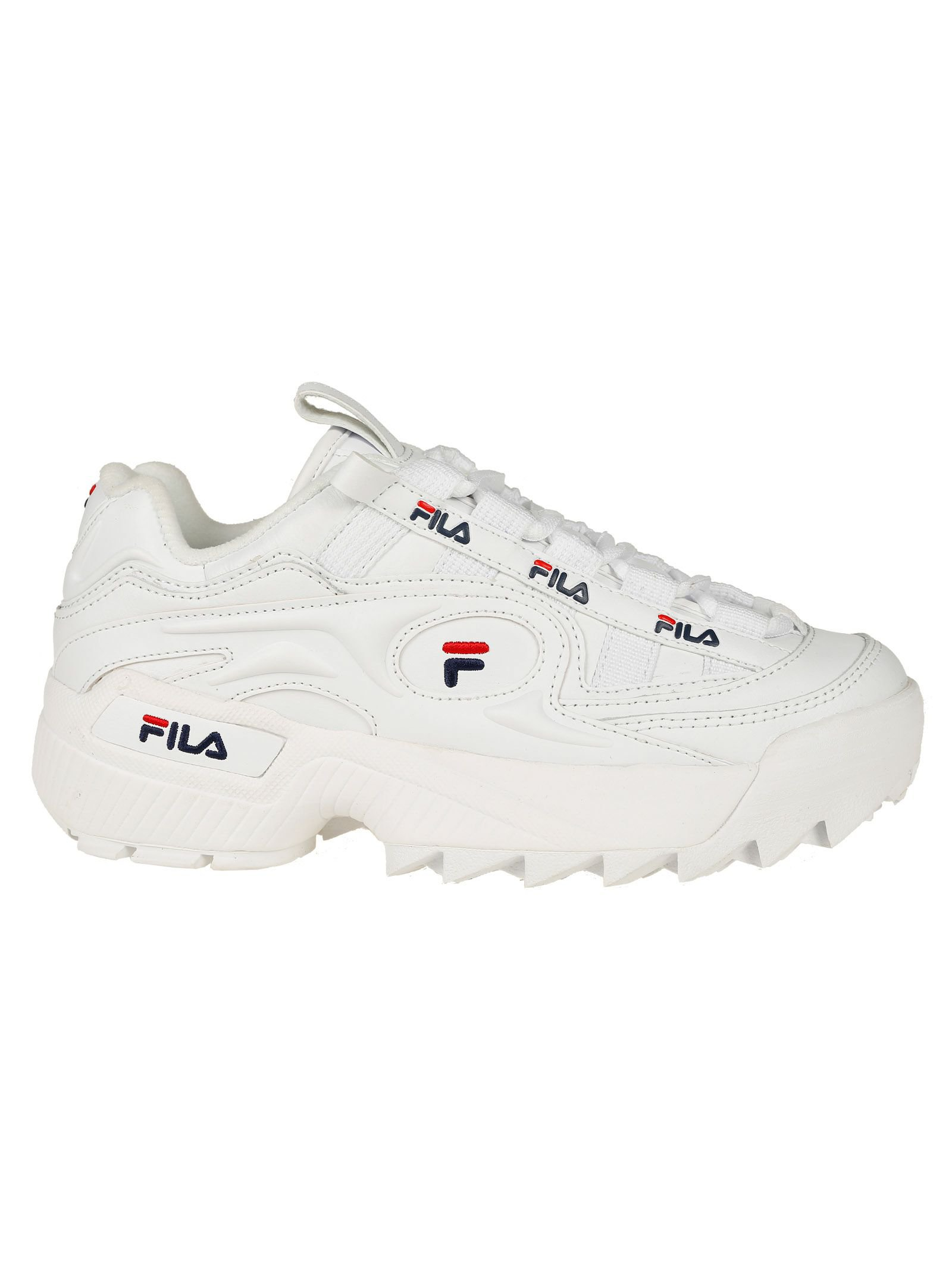 Fila Ridged Sole Sneakers