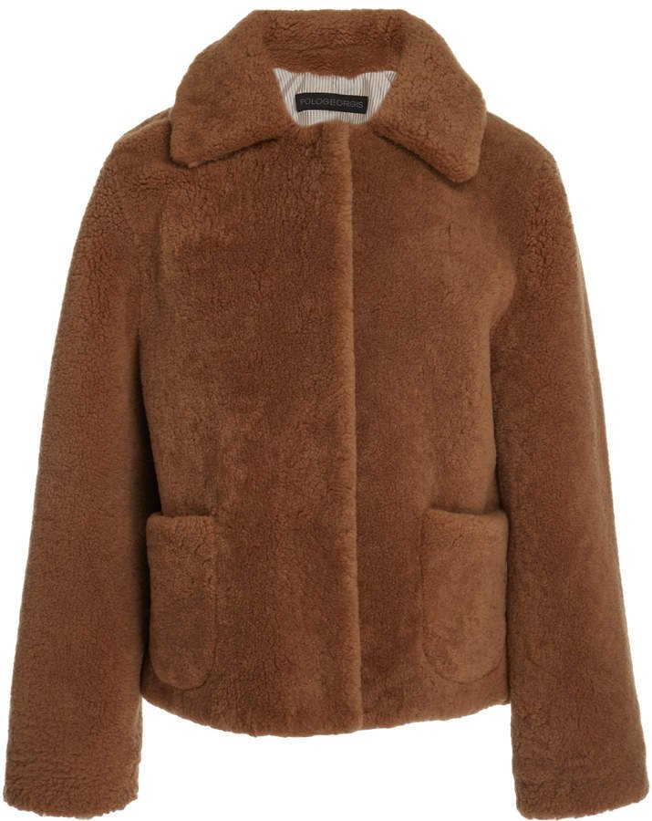The Scotia Shearling Jacket