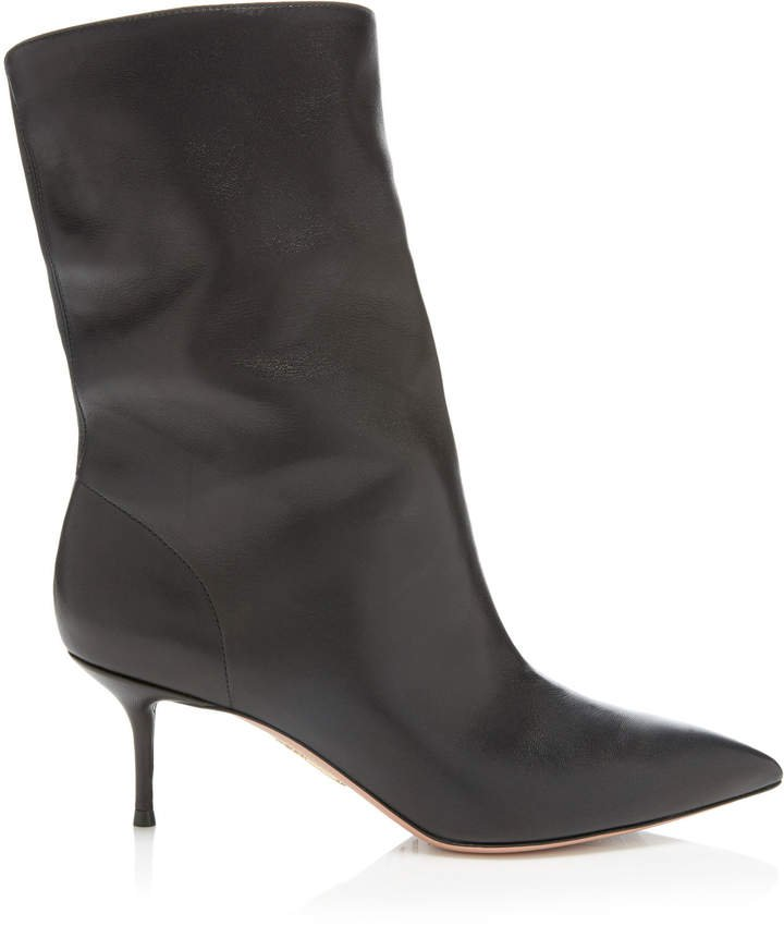 Very Boogie Leather Ankle Boots