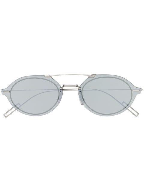 Dior Eyewear oval frame sunglasses