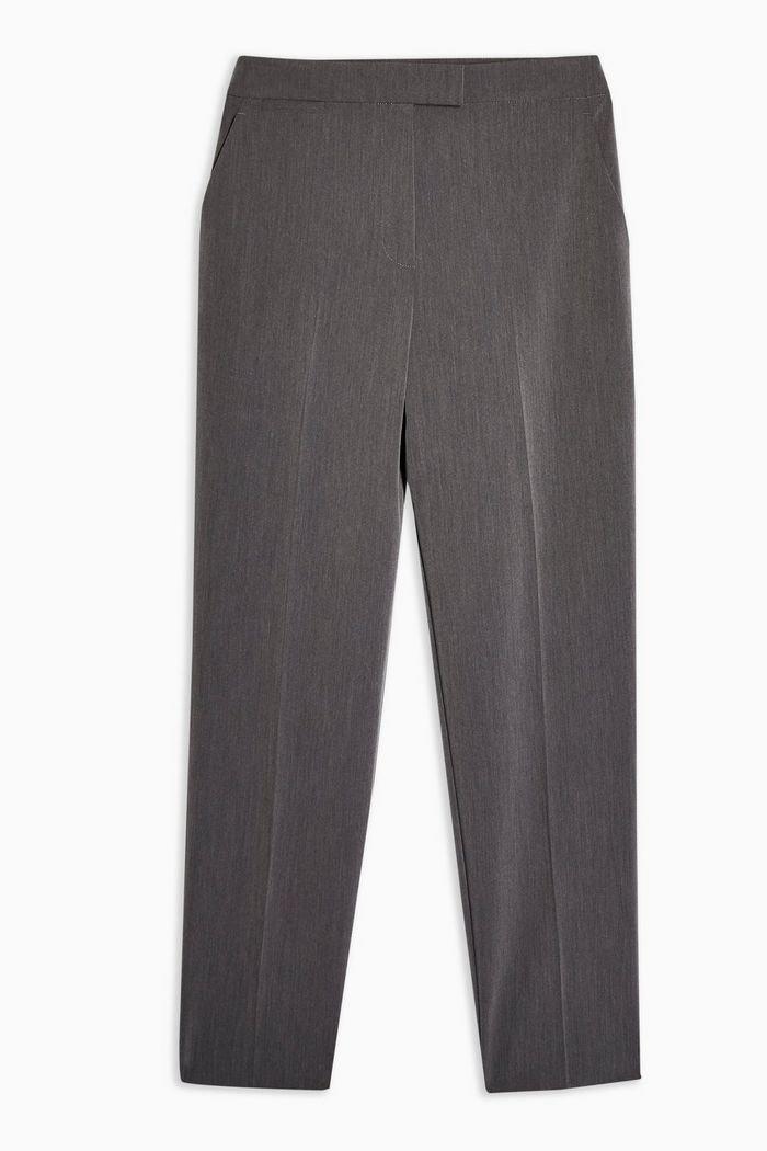 Grey Cigarette Trousers | Topshop