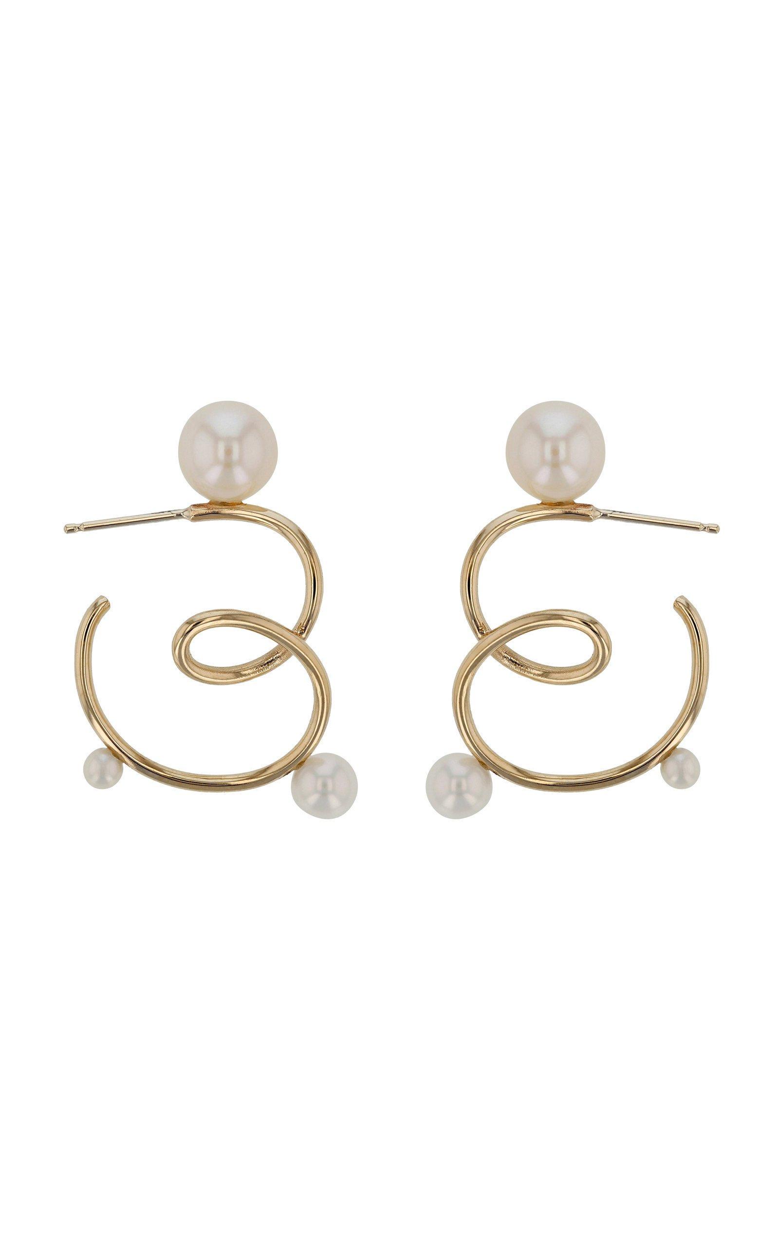 Sarah & Sebastian Buoy Earrings