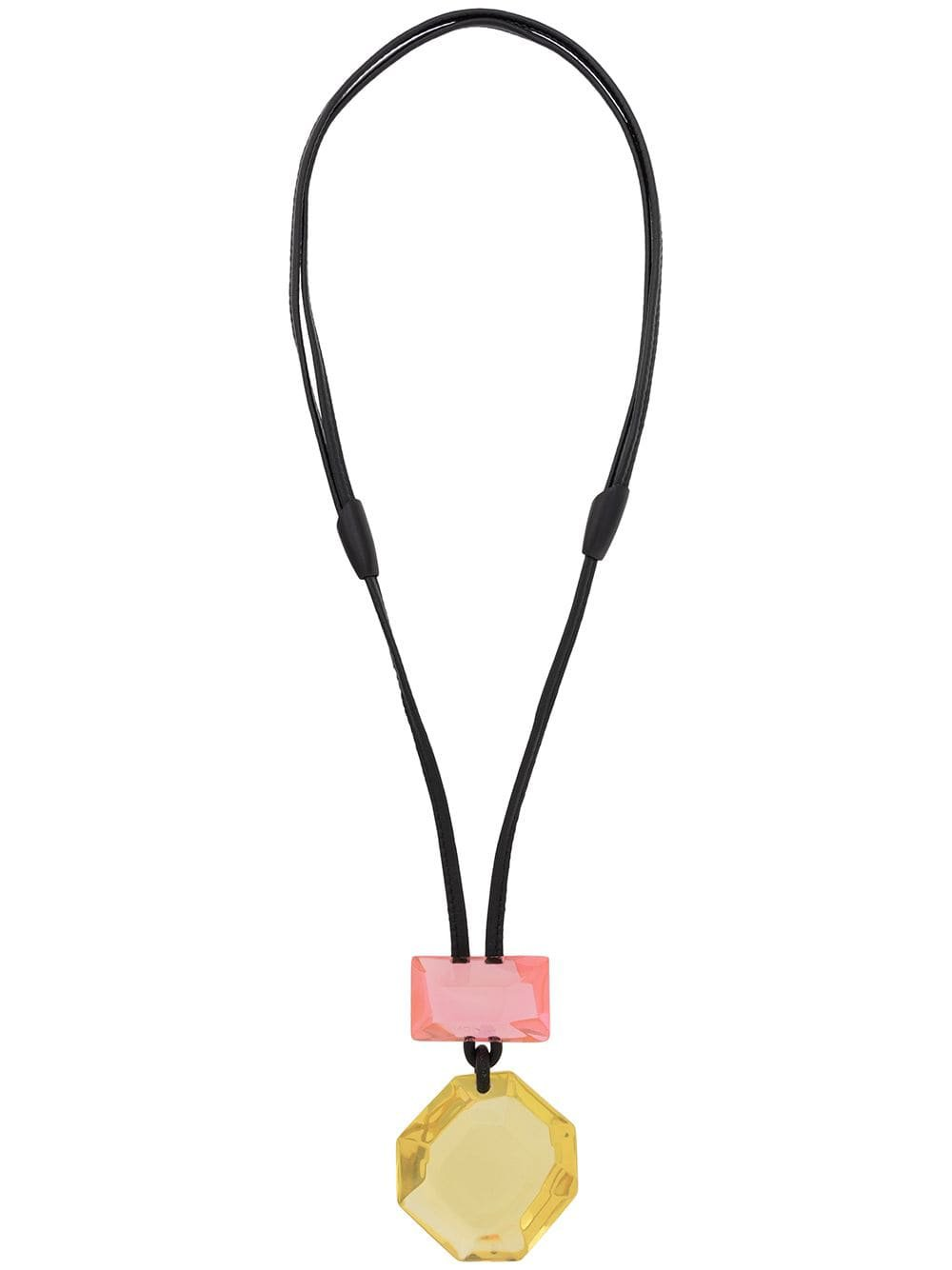 Monies Madison Pendant Necklace - Farfetch