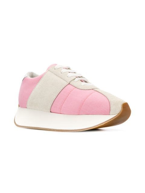 Marni flatform sneakers