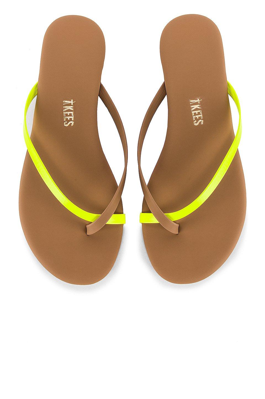 Riley Neon Flip Flop