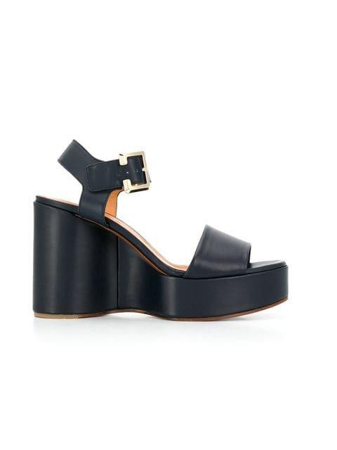 Clergerie wedge sandals