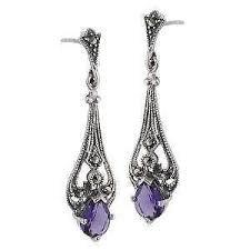 amethyst jewelry - Google Search