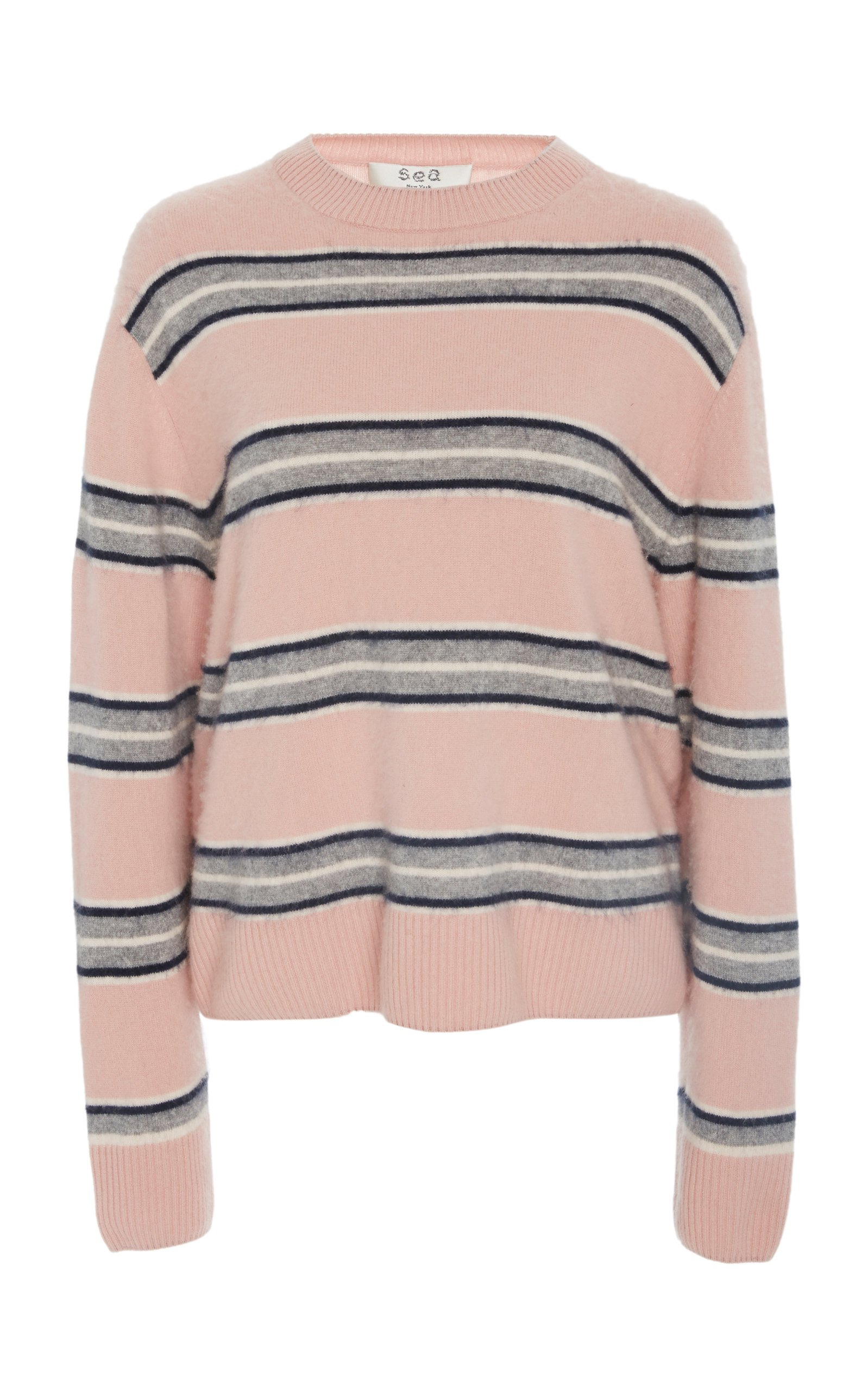 Salene Striped Cashmere Sweater by Sea | Moda Operandi