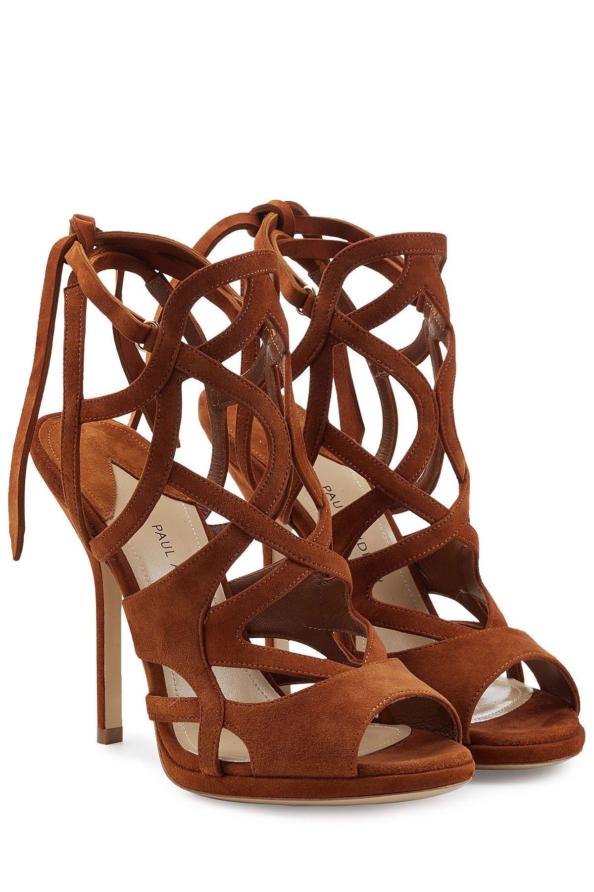 Ella Suede Sandals Gr. IT 38