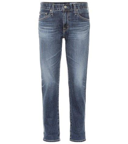 The Ex-Boyfriend mid-rise jeans