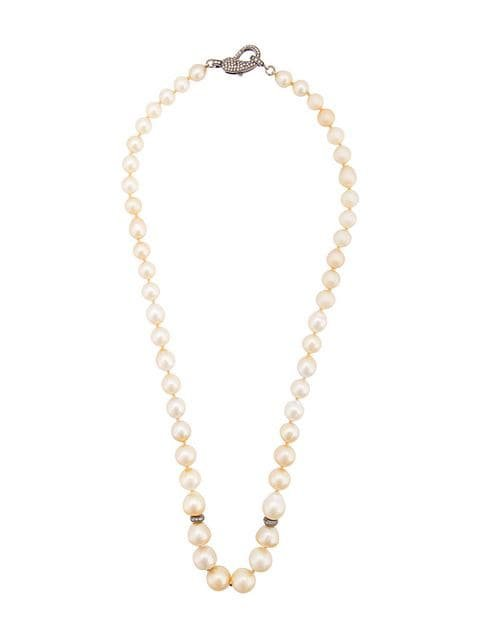 Loree Rodkin graduated pearl necklace