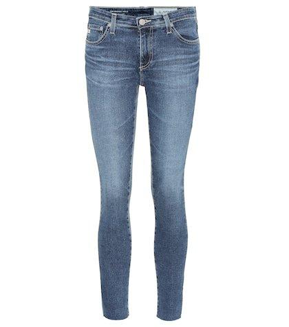 The Legging Ankle skinny jeans