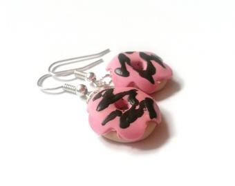Unique donut jewelry