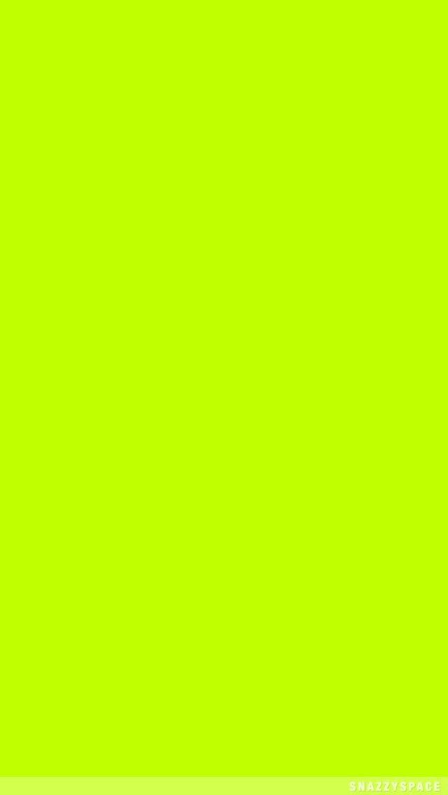 Neon Green Phone Wallpaper
