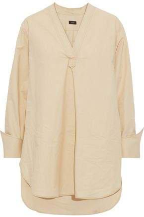 Eamon Oversized Cotton-poplin Shirt