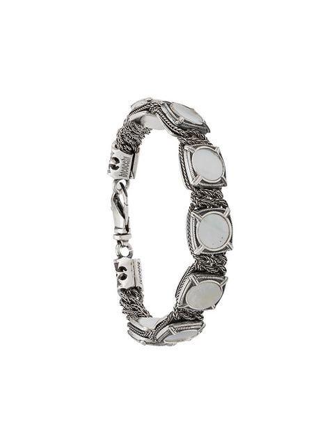 Emanuele Bicocchi Stone Bracelet