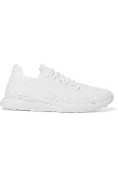 APL Athletic Propulsion Labs | TechLoom Breeze Sneakers aus Mesh | NET-A-PORTER.COM