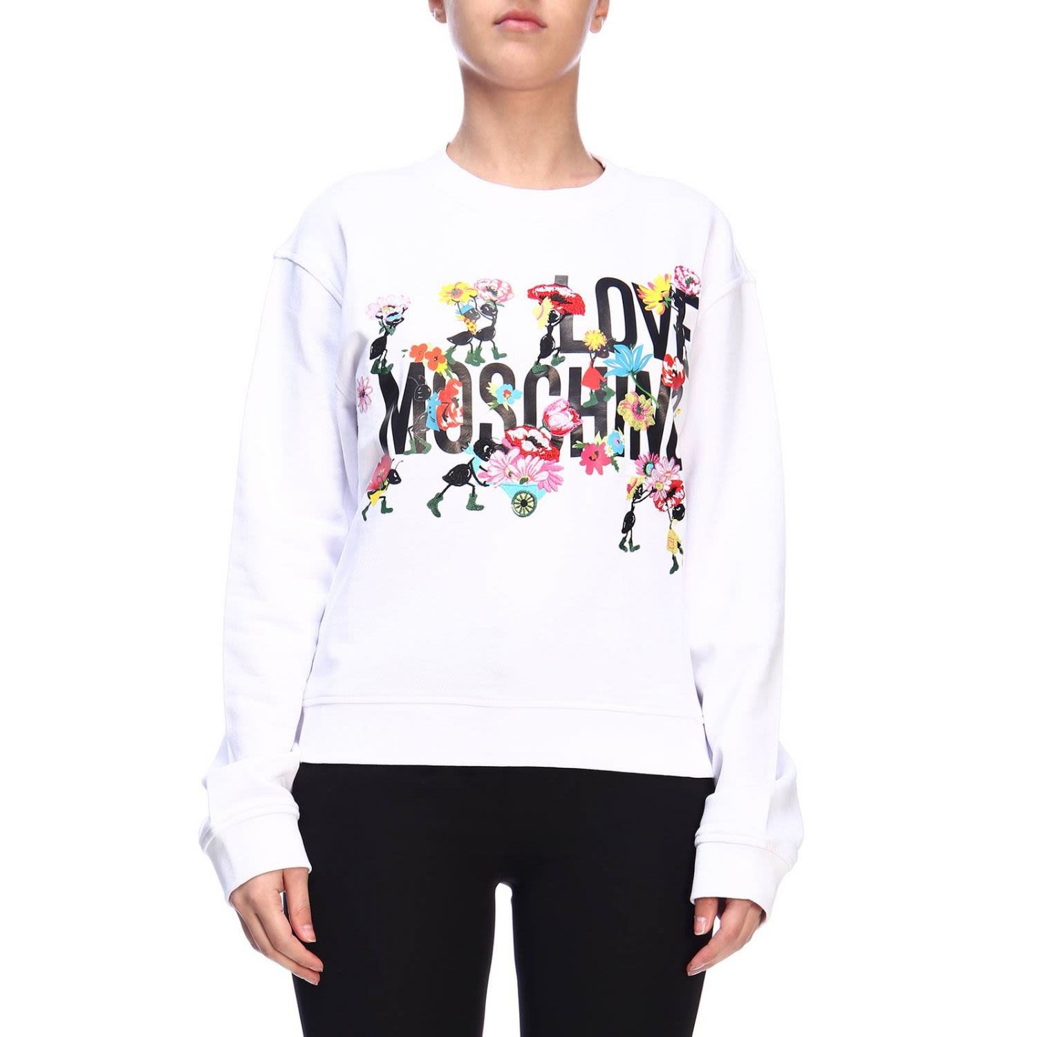 Love Moschino Sweater Sweater Women Moschino Love
