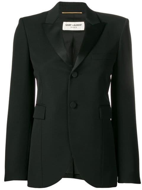 Saint Laurent tuxedo blazer $2,922 - Buy Online SS19 - Quick Shipping, Price