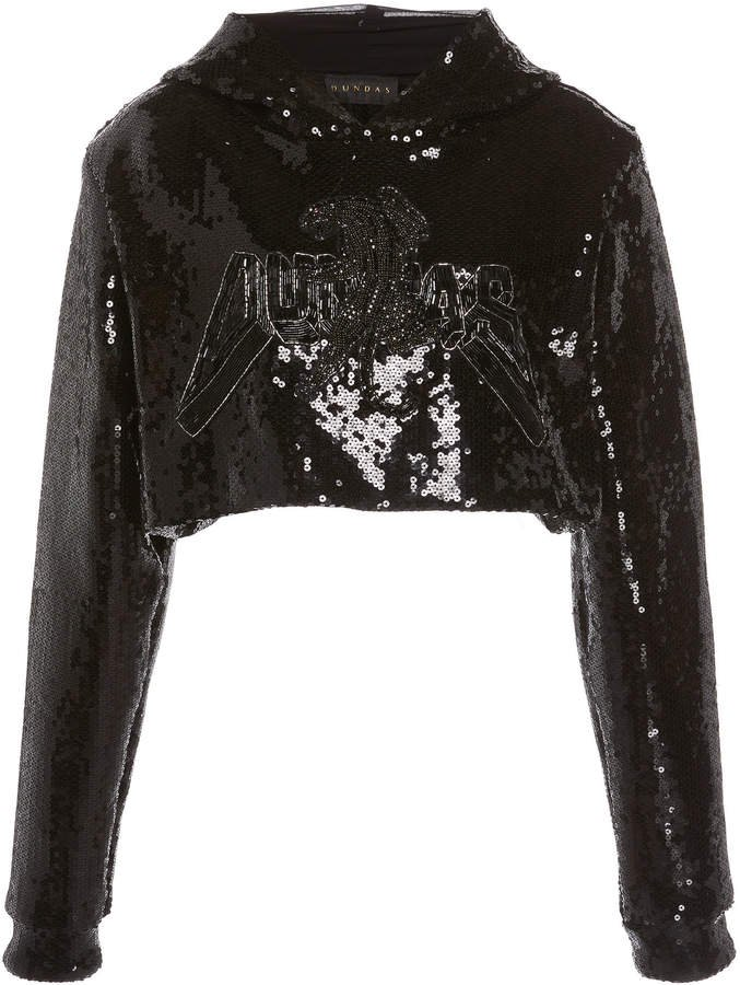 Dundas Sequin Sweatshirt