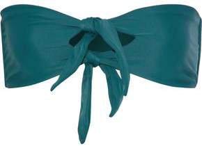 Loihi Knotted Bandeau Bikini Top