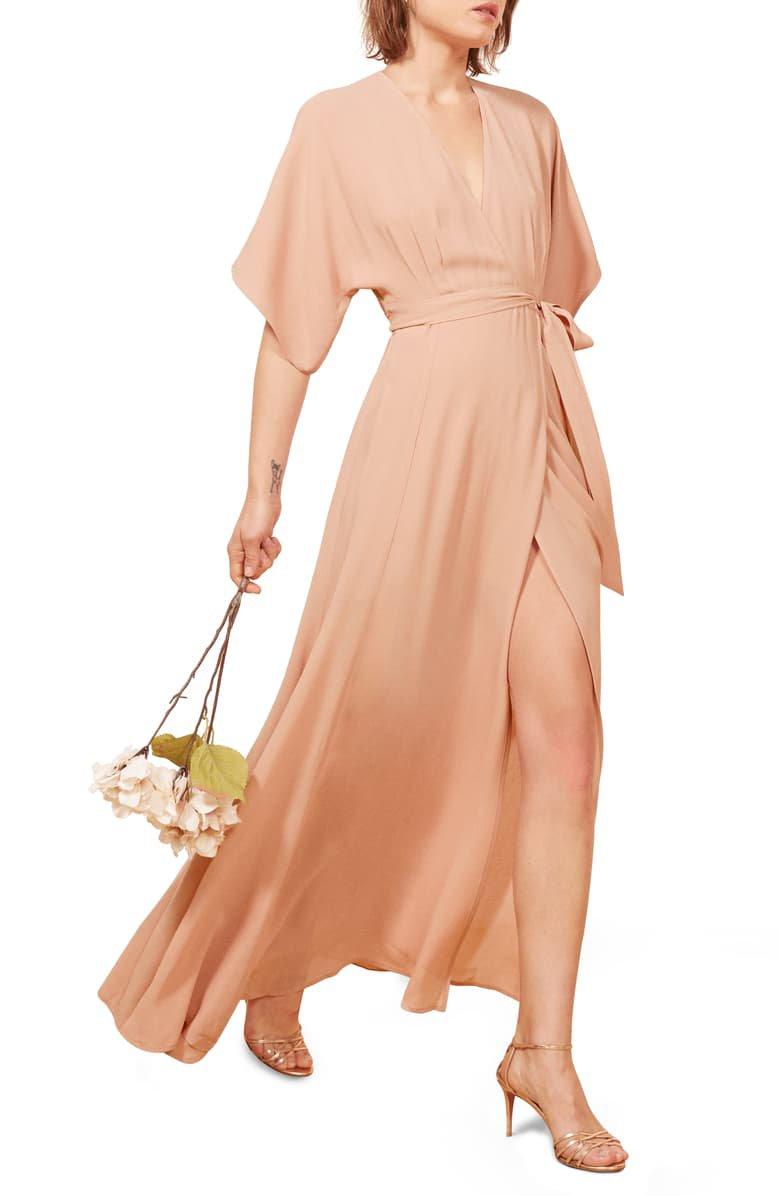 Reformation Winslow Maxi Dress | Nordstrom