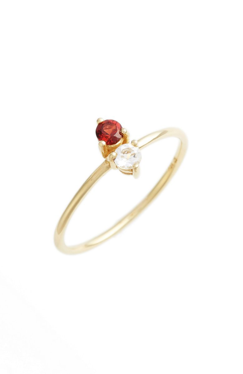 Bony Levy Birthstone Stacking Ring (Nordstrom Exclusive) | Nordstrom