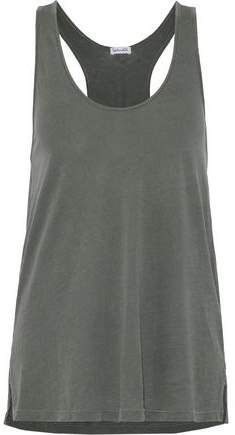 Supima Cotton-jersey Tank