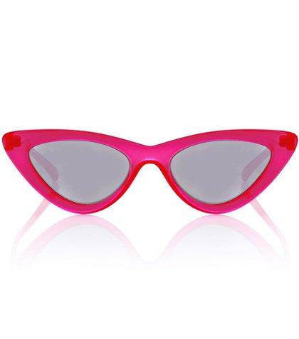X Adam Selman The Last Lolita cat-eye sunglasses