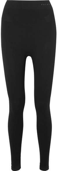Ergonomic Sport System - Stretch-knit Leggings - Black