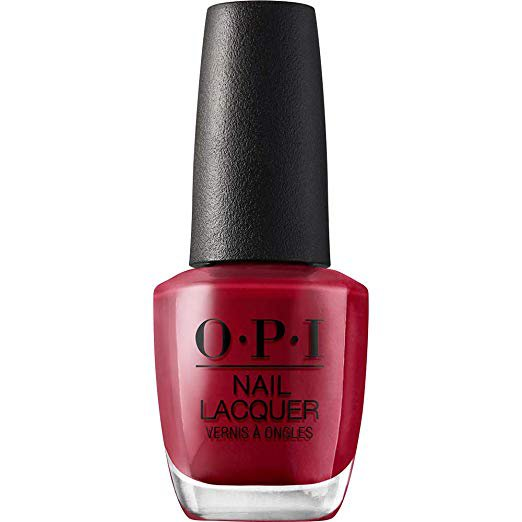 OPI Nail Lacquer, Chick Flick Cherry