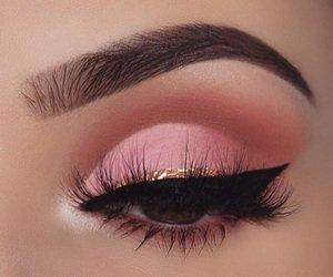 Light Pink Eye Makeup