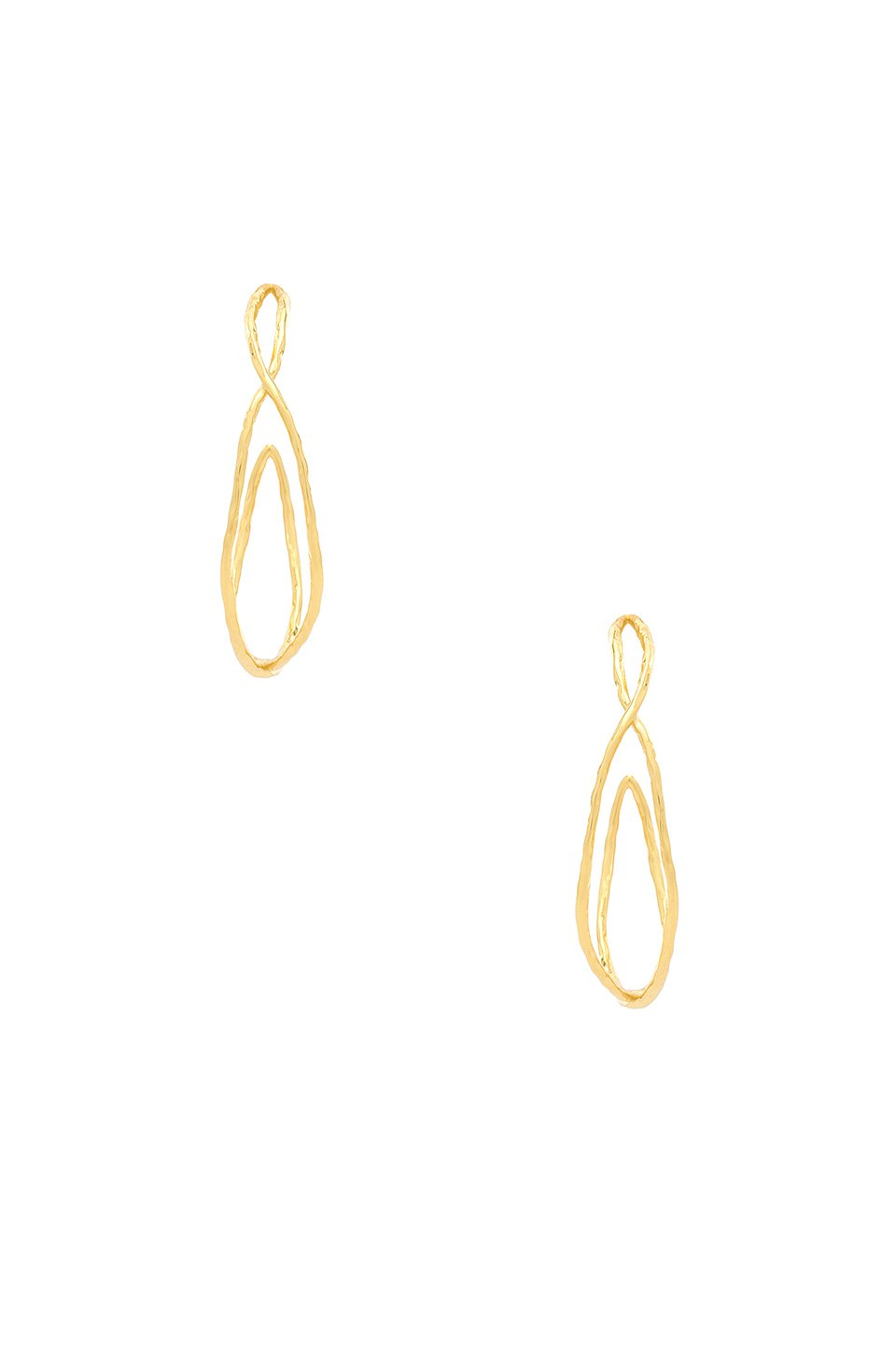 Waverly Woven Small Hoops