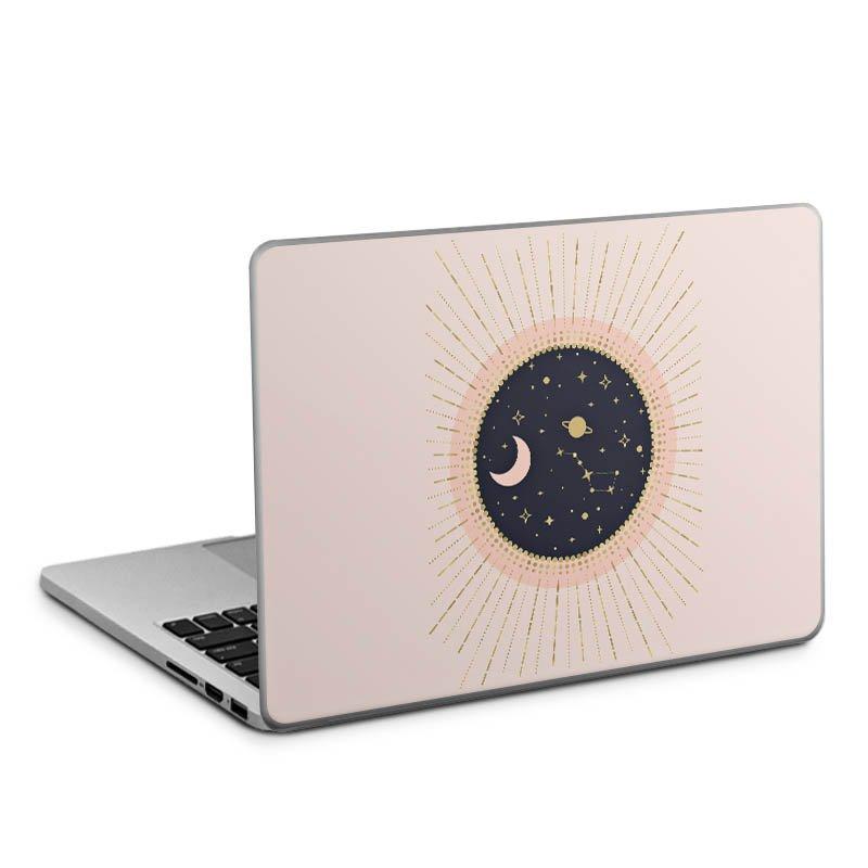 """Love in Space für Folien für Laptops (glänzend) für Apple MacBook Pro 15"""" Retina (2012-2015) von DeinDesign™"""