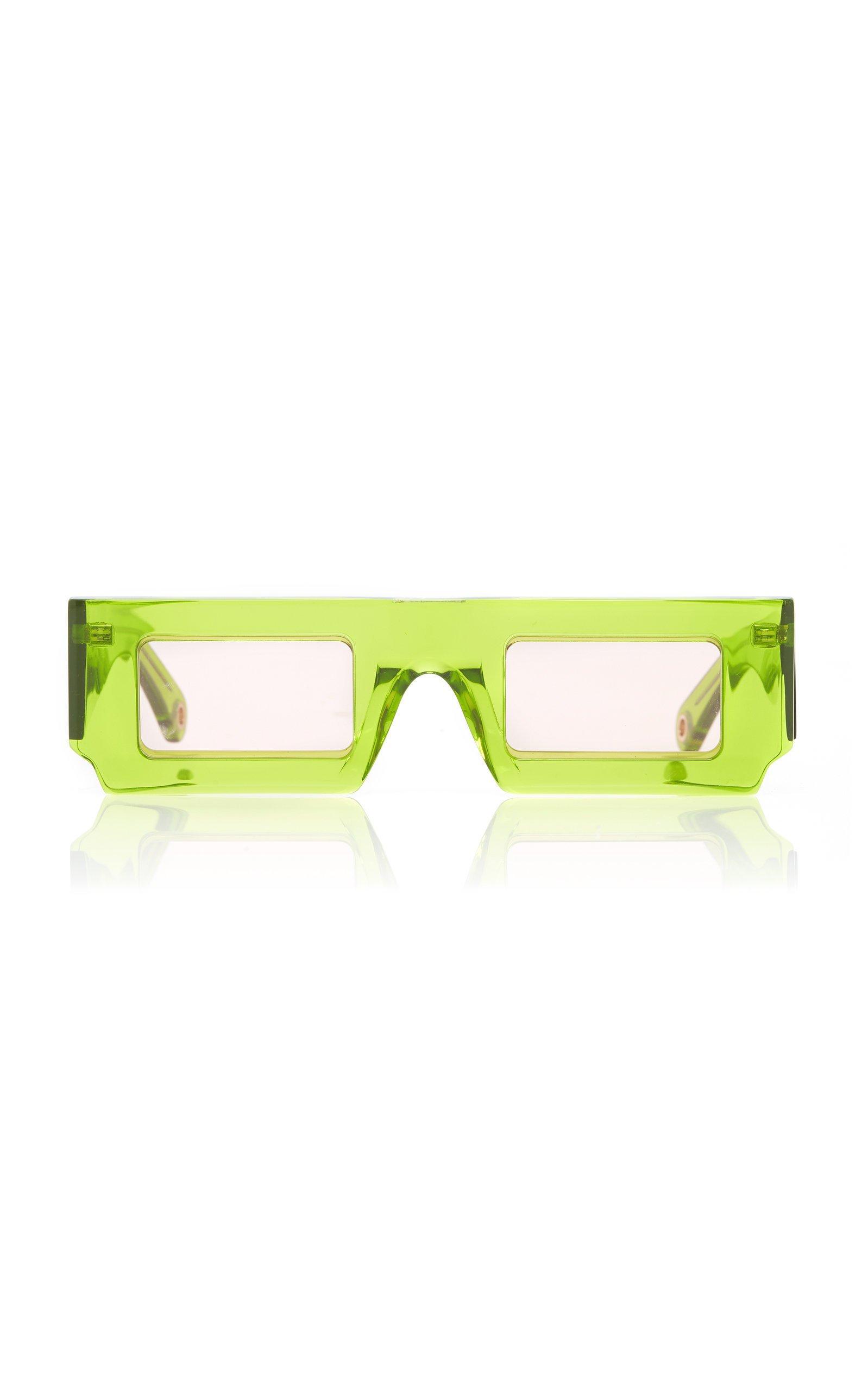 Jacquemus Rectangle-Frame Sunglasses