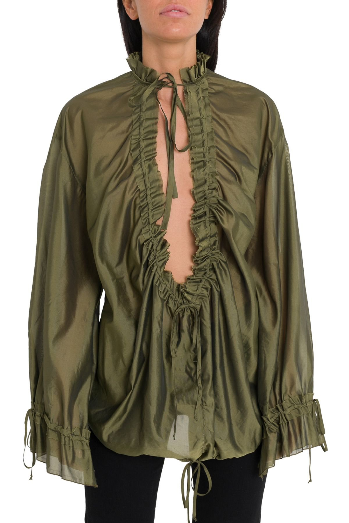 Dsquared2 Ruffled Blouse