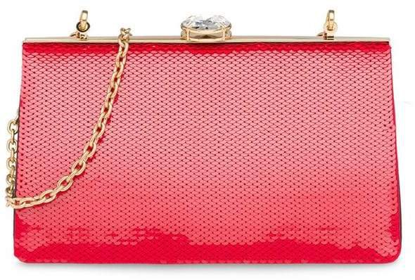 Miu Solitaire sequined bag