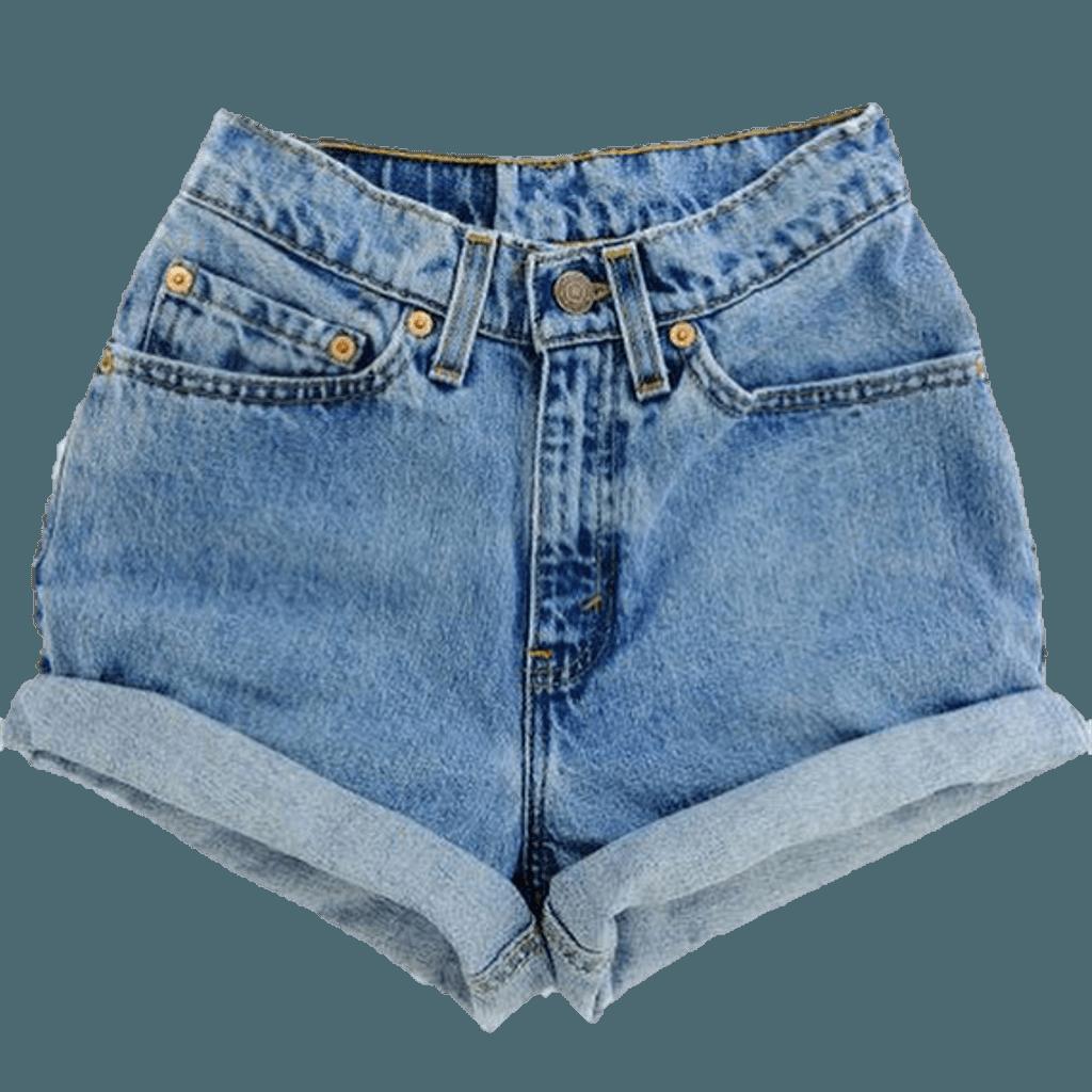 shorts blue jeans pants