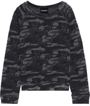 Printed French Terry Sweatshirt