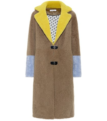 Febbe shearling coat