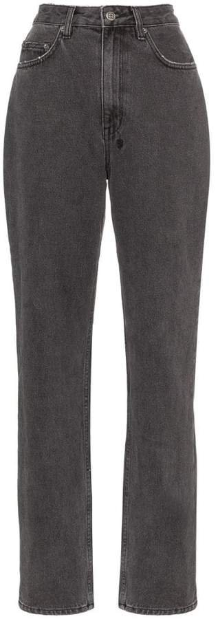 Playback high-rise jeans