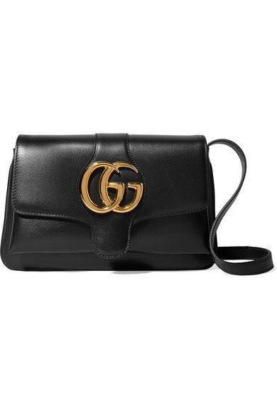 Gucci   Arli small leather shoulder bag   NET-A-PORTER.COM