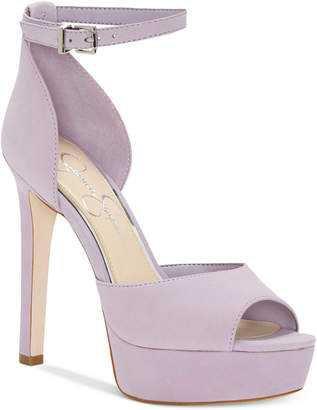 purple platform heels - Google Search