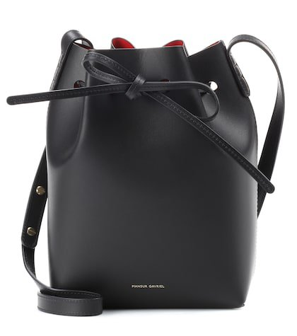 Mini Classic Bucket crossbody bag