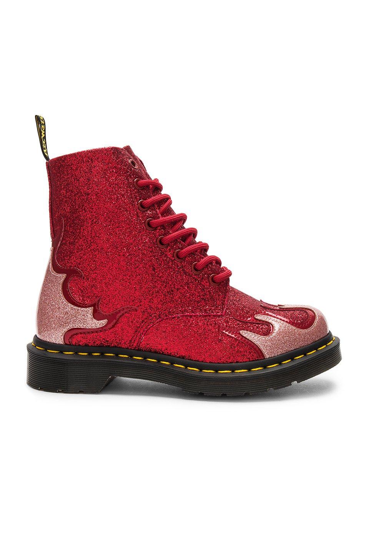 1460 Pascal Flame Boot