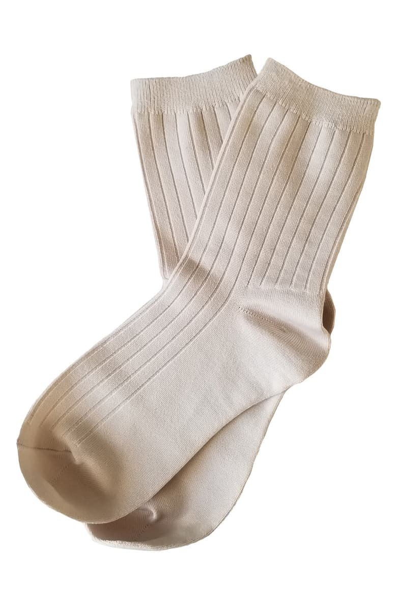 LE BON SHOPPE Crew Socks | Nordstrom