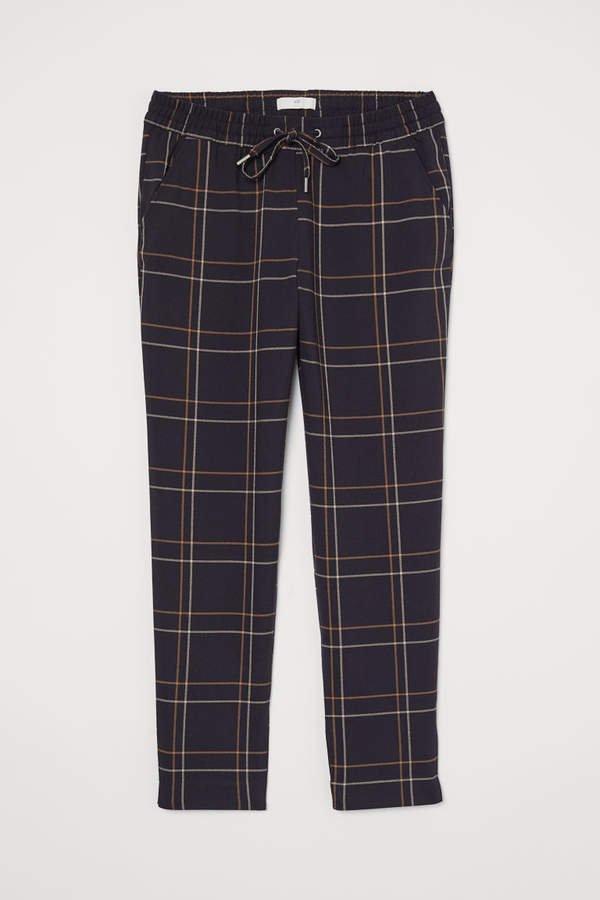 Pull-on Pants - Gray