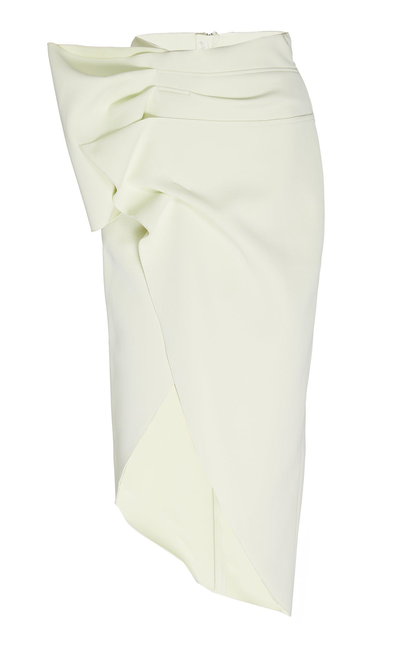 Acler Mancroft High Waisted Tulip Pencil Skirt